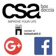 Restyling logo e social networks